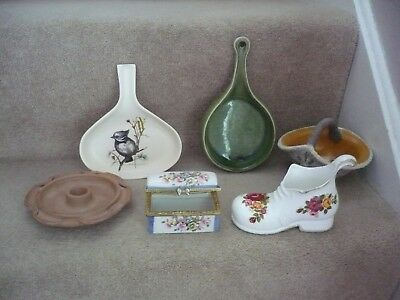 Job Lot Of Vintage Pottery And Ceramic  Items A Great Mixed Lot