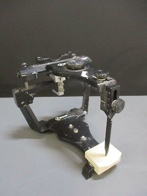 Used Denar Dental Laboratory Articulator for Occlusal Plane Analysis Affordable