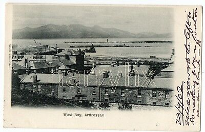Ardrossan. West Bay Ayrshire