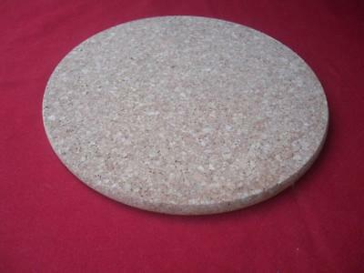 Circular Round Cork Table Mat for Pots or Hot Dishes