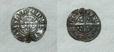 Medieval England : Edward I Silver Penny - London -  Nice Detail