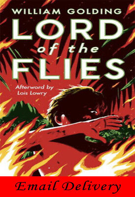 ✅ Lord of the Flies by William Golding - PDF Version 2019 ✅