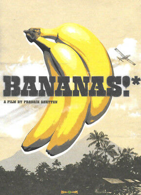 Bananas 2011 DVD REGION ALL 0 FACTORY SEALED NEW FREE SHIPPING TRACKING US