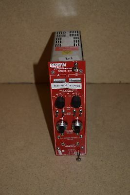^^ Bertan 5Kv High Voltage Supply Model 375P Nim Bin