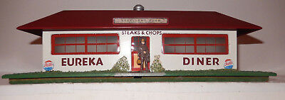 American Flyer Very Rare 1953 RED 275 Eureka Diner Looks New