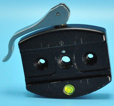 Really Right Stuff B2-LLR-II Lever Style Quick Release Clamp - GOOD USER - READ