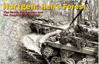 Decision Wargame Hurtgen - Hell's Forest Box SW