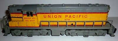 AMERICAN FLYER Vintage 372 UNION PACIFIC DIESEL ENGINE - Tested, Working Well