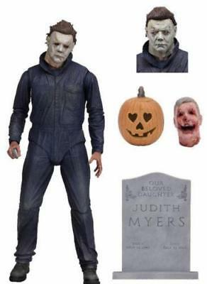 """Halloween (2018 Movie) - 7"""" Scale Action Figure - Ultimate Michael Myers"""