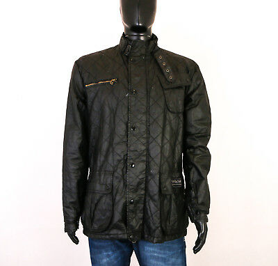 W Barbour Mens Quilted Jacket Int Xl
