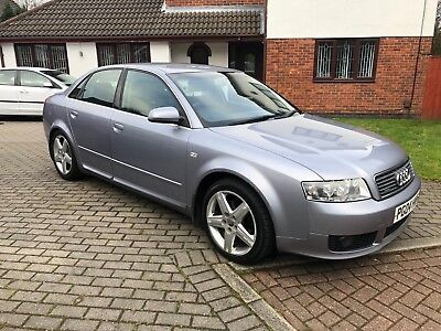 AUDI A4 1.9TDI SPORT QUATTRO same owner from new