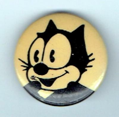 FELIX the CAT ~ Metal Pin ~ 1950's Cartoon Character