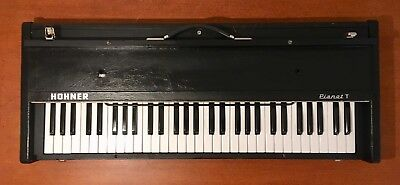 Hohner Pianet T - Reeds - E-Piano - Vintage - Made In Germany - 1978