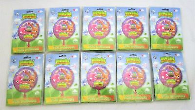 "Pack of 50 Moshi Monsters Happy Birthday 18"" Foil Helium Balloon Party Wholesale"