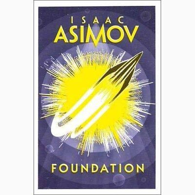 Foundation by Isaac Asimov   -  9780008117498