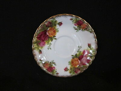 Royal Albert - OLD COUNTRY ROSES - Saucer Only - Made In England