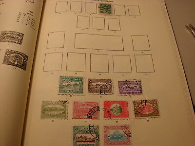 India State -CHARKHARI COLLECTION from old album,Queen Victoria to King George V