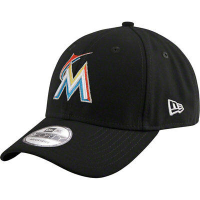 Miami Marlins Licenced MLB New Era 9FORTY Adjustable Cap
