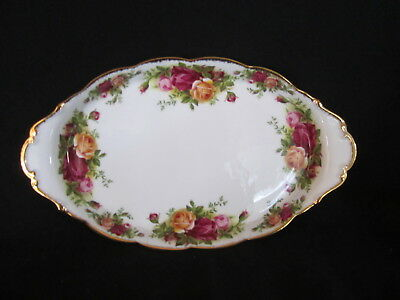 Royal Albert - OLD COUNTRY ROSES - Regal Tray - Made In England