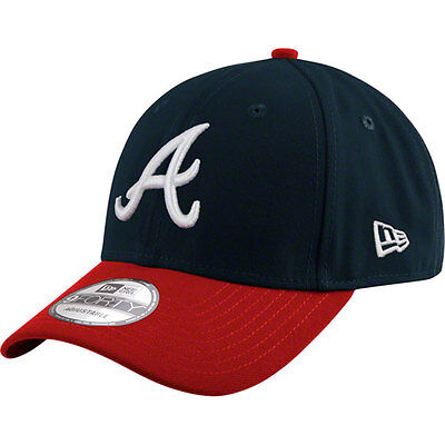 Atlanta Braves Licenced MLB New Era 9FORTY Adjustable Cap