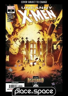 Uncanny X-Men, Vol. 5 #3 - 2Nd Printing (Wk03)