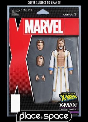 Uncanny X-Men, Vol. 5 #10B - Action Figure Variant (Wk03)