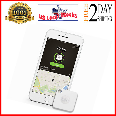 TILE MATE - 1 Pack - Key Wallet Cellphone Item Bluetooth GPS Tracker