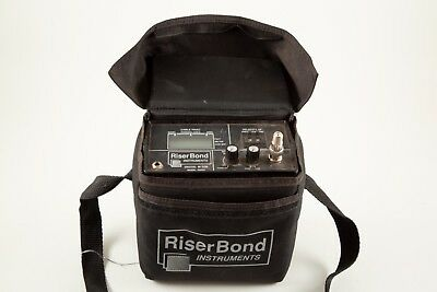 Riser Bond Digital M-DTR Model 2901C Cable Fault Locator