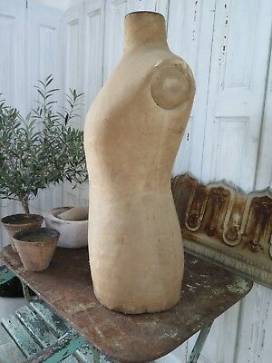 French antique Mannequin dress form dummy -  Antik Schneiderpuppe JDL nordic