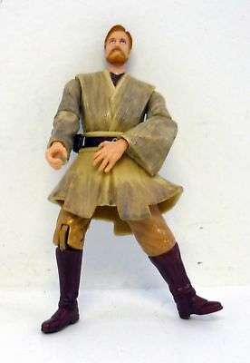 STAR WARS OBI-WAN KENOBI Revenge of the Sith Action Figure ROTS 2005