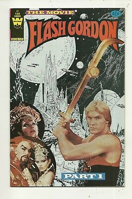 Flash Gordon # 31 Scarce Whitman 3-pack only!! Movie Adaptation  Starts at $2!!