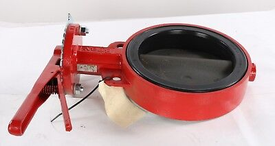 "Series 30 Wafer Bray 8"" Cast Iron Butterfly Valve"