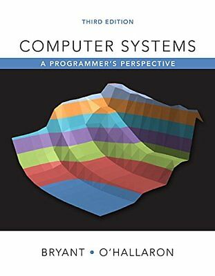 Computer Systems: A Programmer's Perspective{Eb00k VeRsion !!}