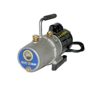 Yellow Jacket 2-Stage 7-Cfm Vacuum Pump 93600 * FREE SHIPPING *