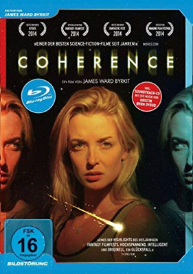Byrkit,james Ward-Coherence (Blu-Ray) (Limited S - (Germ (Uk Import) Blu-Ray New