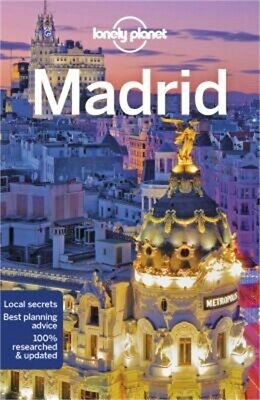 Lonely Planet Madrid (Paperback or Softback)
