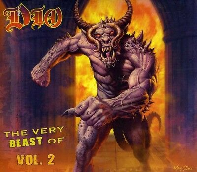 Dio - Very Beast Of Dio 2 [New CD] Asia - Import