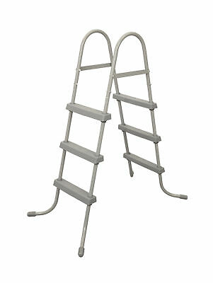 """Bestway 36"""" Ladder for Above Ground Steel Frame and Fast Set Swimming Pools"""