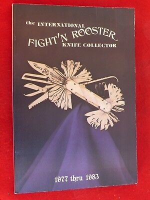 vintage 1977-1983 Fight'n Rooster original 148 page catalog-Lots of images!