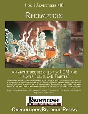 Expeditious Retreat Pathfinder Redemption SC MINT