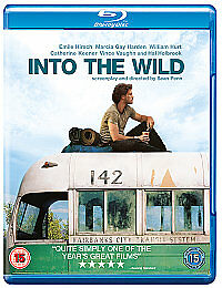 Into The Wild [Blu-ray] [2007], DVD, New, FREE & Fast Delivery