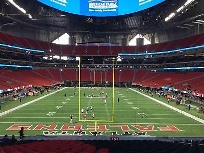1~Sec 101~Super Bowl LIII Tickets~Atlanta~LOWER LEVEL~GREAT SINGLE SEAT