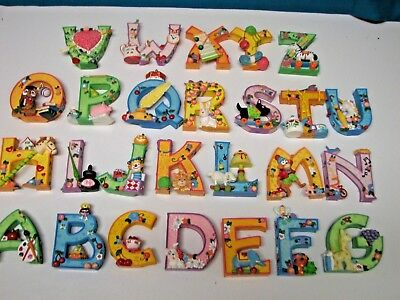 Mary Engelbreit Complete Alphabet 26 Letters - All New