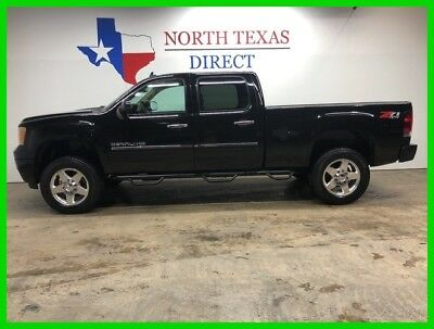 2012 GMC Sierra 2500 Denali 4x4 Heated Leather Diesel Allison 2012 Denali 4x4 Heated Leather Diesel Allison Used Turbo 6.6L V8 32V Automatic