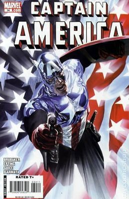 Captain America (5th Series) #34A 2008 Ross Variant FN Stock Image