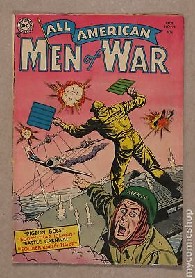 All American Men of War #14 1954 GD/VG 3.0