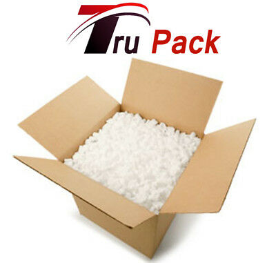 5 Cubic FT Packing LooseFill Packing Peanuts Good Quality Polystyrene Jumbo Size