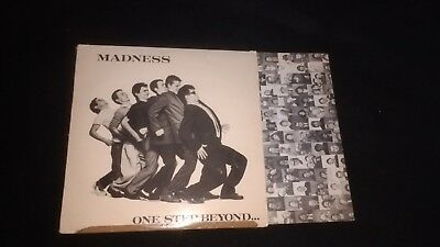 MADNESS - One Step Beyond - Vinyl LP *With Inner Sleeve* *Stiff SEEZ 17*