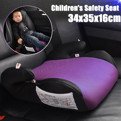 Car Booster Seat Chair Cushion Pad For Toddler Children Anti-Slip Baby Sturdy AU
