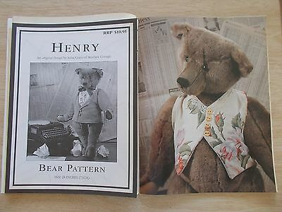 Australian Bear Creations Vol 1 #2~Tiffany~Godfrey~Heathcote~Henry~Rosebud...